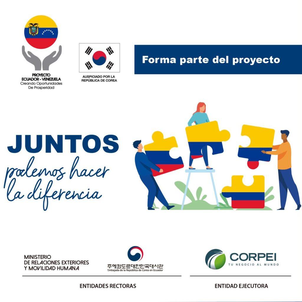 PROYECTO ECUADOR-VENEZUELA CORPEI