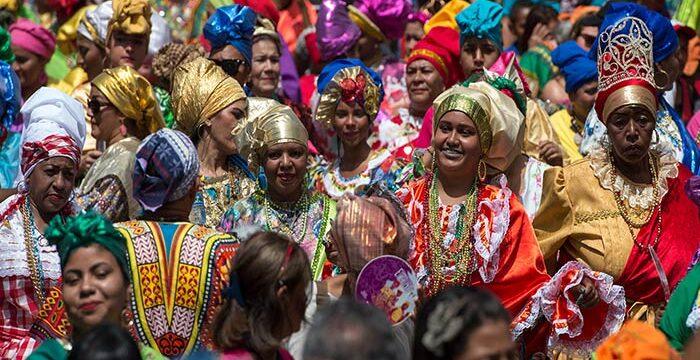 Carnaval de El Callao, Venezuela 2021